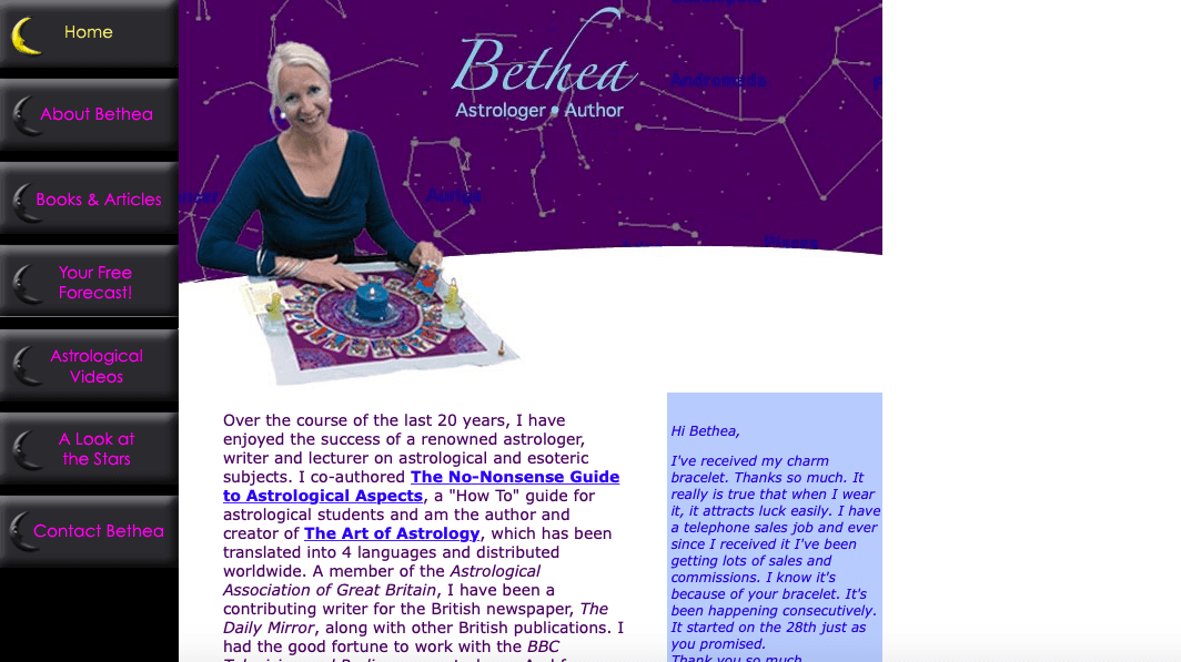 Bethea Astrologer